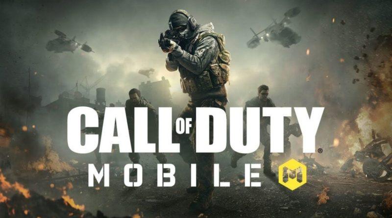 Μέρες καραντίνας – Game: Call Of Duty (Mobile)